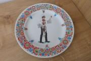 Prodám ručně malovaný talířek