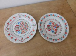 Prodám talířky ručně malované